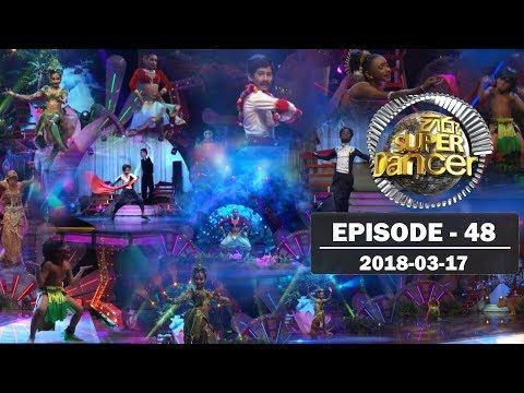 Hiru Super Dancer | Episode 48 | 2018-03-17
