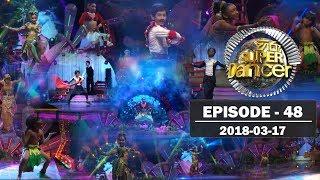 Hiru Super Dancer | Episode 48 | 2018-03-17 Thumbnail