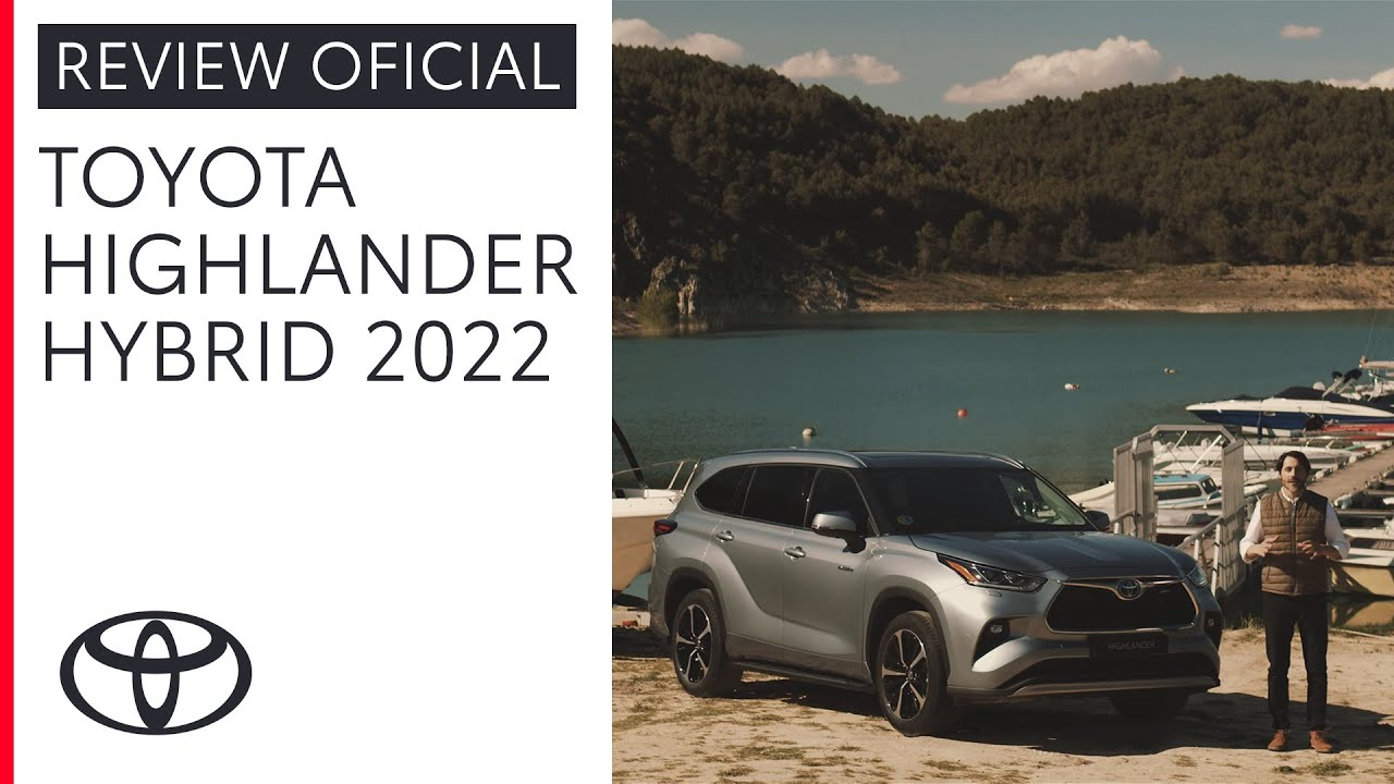 Highlander Electric Hybrid 2021 | Review oficial | Toyota 4x4