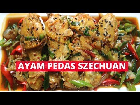 resep-cara-membuat-ayam-saus-pedas-szechuan-enak-banget-bikin-ketagihan---resep-masakan-indonesia