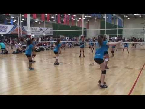 Offshore Volleyball 12-2 vs Wave 11 (Match2) 4/26/15 (W)