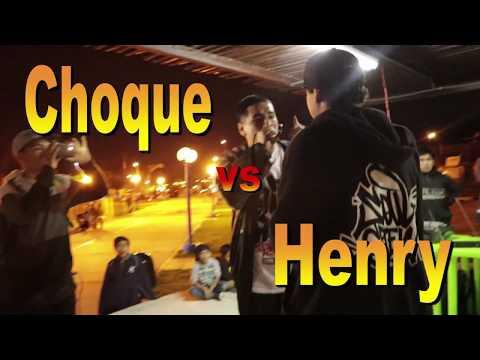 Choque vs Henry - Final Rap Punta Negra 2017