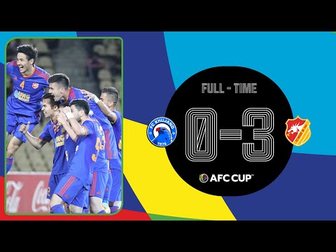 #AFCCUP2021 - Full Match - Group F | FC Khujand (TJK) vs. FC Nasaf (UZB)