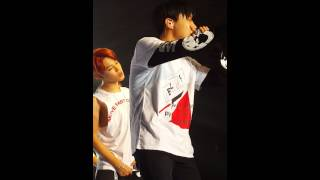 BTS The Red Bullet NYC I Like You Jimin Focus
