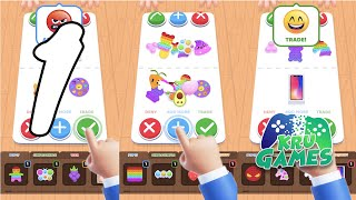 Fidget Toys Trading: fidget trade relaxing games Gameplay #1 All Levels (Android, IOS) screenshot 2