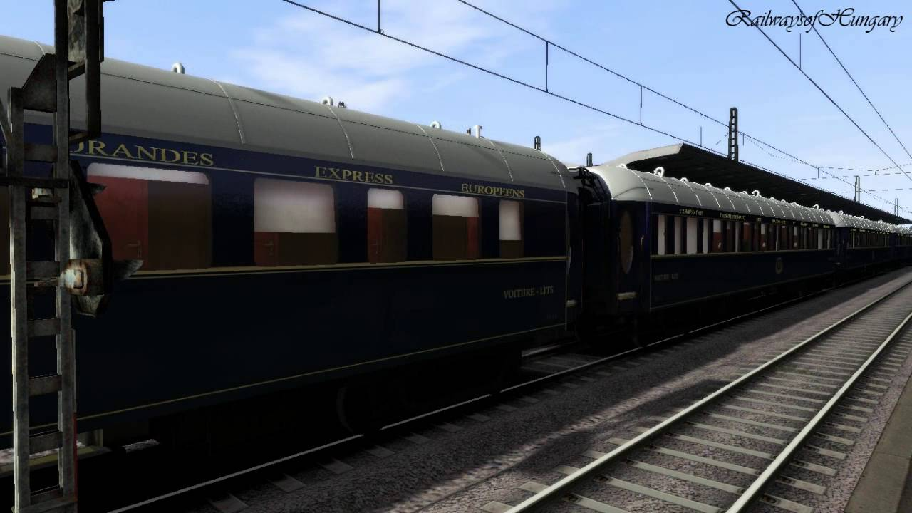 TS2013 Orient Express Wagon Pack Vol 1 YouTube