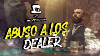 Problemas por dinero / ABUSO A LOS DEALERS #poker #dealer #pokercoach