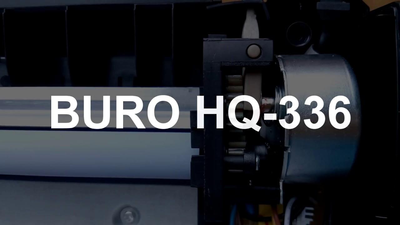 Buro hq 336 youtube for Buro premium