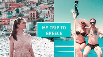 GREECE: My Trip To PARGA | Tips and Tricks