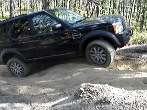 Land Rover Lr3 Hse In Wharton State Park Jemima Mountain