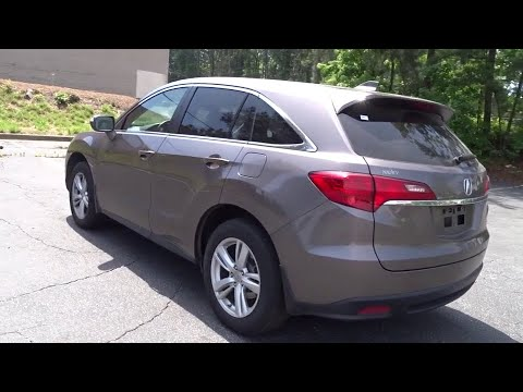2013 Acura RDX Atlanta, Marietta, Decatur, Johns Creek, Alpharetta, GA 9358A