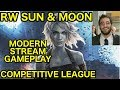 Oren Streams on Twitch VOD: RW Sun & Moon Prison | Competitive League | Modern (August 27th, 2018)