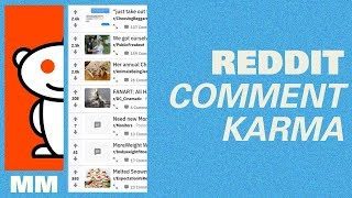 How To Get Comment Karma On Reddit