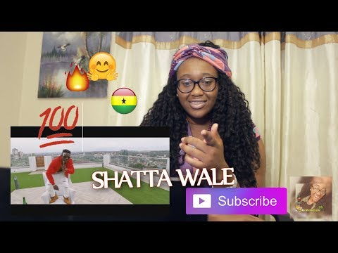 👑Shatta Wale- LOW TEMPO (Reaction) by IAmSabyna