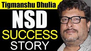 Tigmanshu Dhulia NSD To Success Story | Tips For Beginner Actors | Theatre Acting Kya Hota hai | J2b