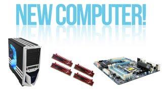 aaron s new computer