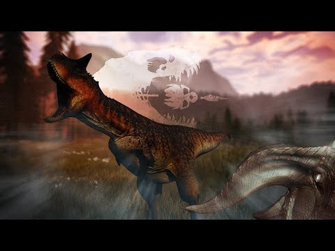 Dinosaur VR!? - The Isle - New Hypo Carno Update, New Carno