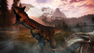Dinosaur VR!? - The Isle - New Hypo Carno Update, New Carno Animations & Baby Carno! - Gameplay
