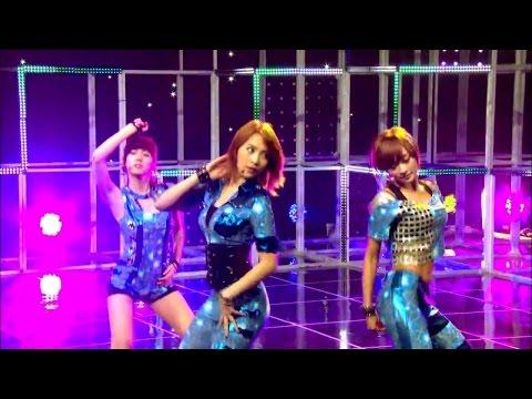 【TVPP】KARA - STEP, 카라 - 스텝 @ Show Music Core Live