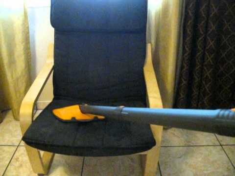 Cleaning IKEA Chair.AVI