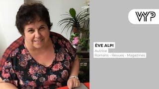 VYP avec Eve Alpi, autrice