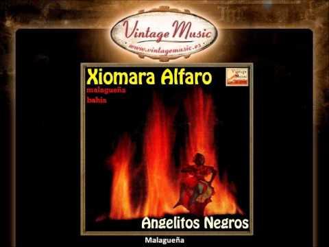 Xiomara Alfaro - Malagueña (VintageMusic.es)