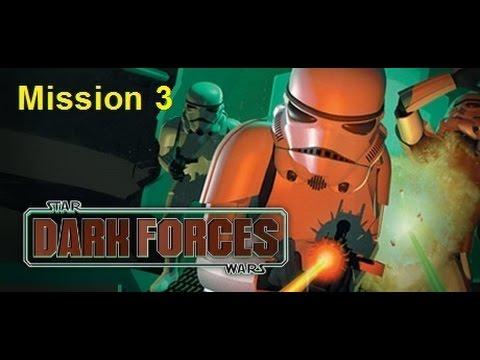 STAR WARS - Dark Forces (PC, PS1) Playthrough mission 3: Anoat City (Прохождение)