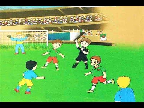 Photo of نص فهم المنطوق للسنة الأولى   مباراة في كرة القدم – الرياضة