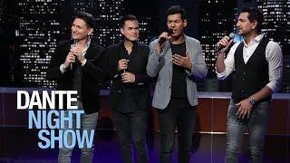 'México Lindo y Querido' al estilo único del grupo vocal 'Amanecer' – Dante Night Show