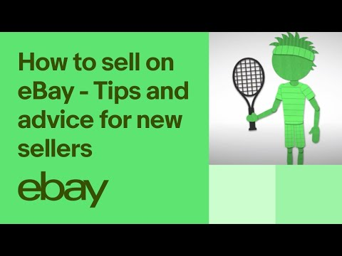 How To Sell On EBay - Tips And Advice For New Sellers On Ebay.com.au