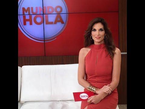 "¡HOLA! TV - MONTBLANC Urban Spirit Collection @ ""Mundo Hola"""