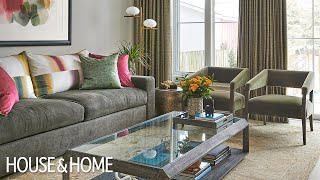 Makeover: A Functional & Family-Friendly Home