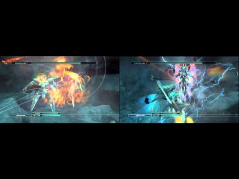 Zone of the Enders HD: Second Runner Patch 2.0 Side-by-Side Comparison