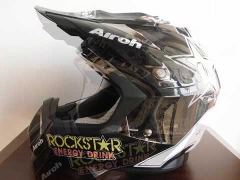 Capacete Airoh CR900 Rockstar