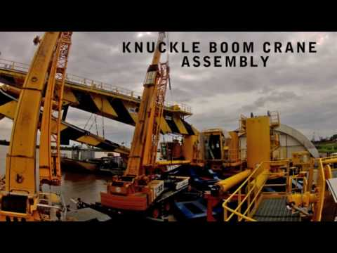 Offshore Cranes -- Palfinger Marine - Porto Alegre