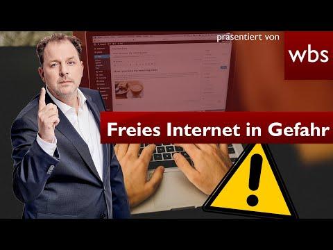 Gefahr für ein freies Internet - Clearingstelle Urheberrecht sperrt Webseiten