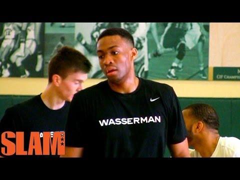 Jabari Parker 2014 NBA Draft Workout - Milwaukee Bucks #2 ... Jabari Parker Nba Draft