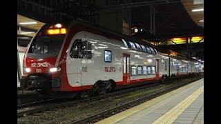 ルクセンブルク国鉄の快速列車 : RE 出発
