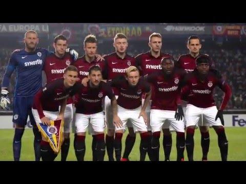AC Sparta Praha - FC Krasnodar, Evropská Liga