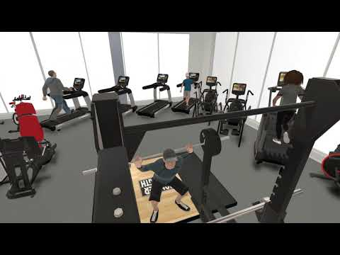 Duncan Aviation -Provo Fitness Center Walkthrough Video