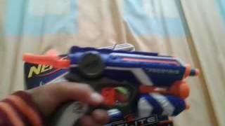 Gambar cover Pistolas nerf/david leon