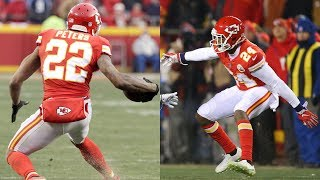 Marcus Peters & Darrelle Revis vs Titans 2017 AFC WC Highlights 🔒