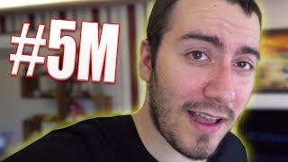 5 MİLYON ABONE ÖNEMLİ KONUŞMA thumbnail