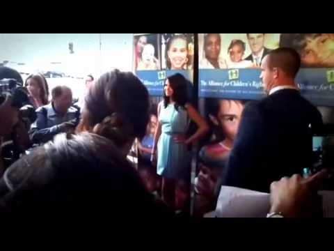 Selena Gomez At The Alliance For Children's Rights Event [June 13th 2012]