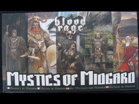 Blood Rage Regeln