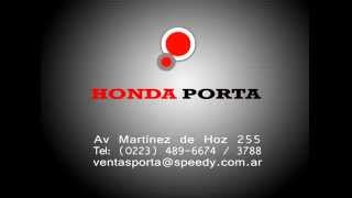 HONDA PORTA