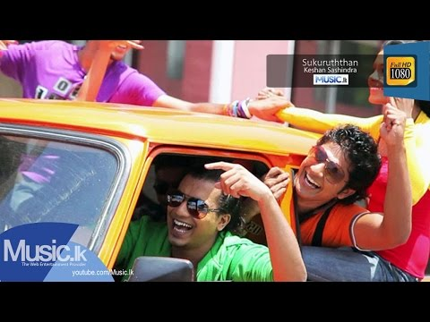 Sukuruththan - Keshan Sashindra Official Full HD Video From www.Music.lk