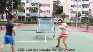 SIBOASI Tennis Training Net D518