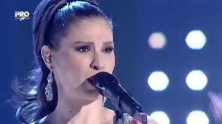 Cristina Balan-This is my life(Shirley Bassey)-Vocea Romaniei 2015-Finala LIVE 4- Ed. 15-Sezon5