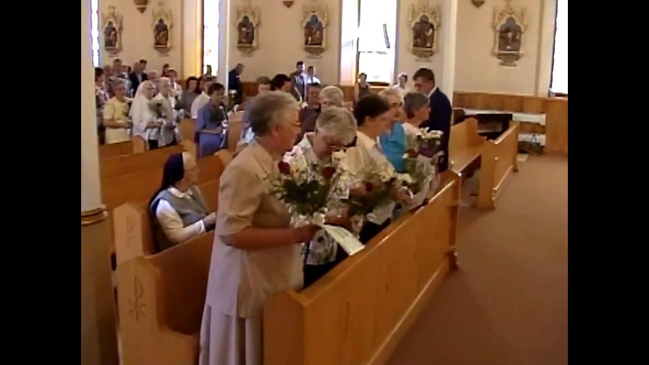 SMA 100 Year Anniversary Mass  7-1-06